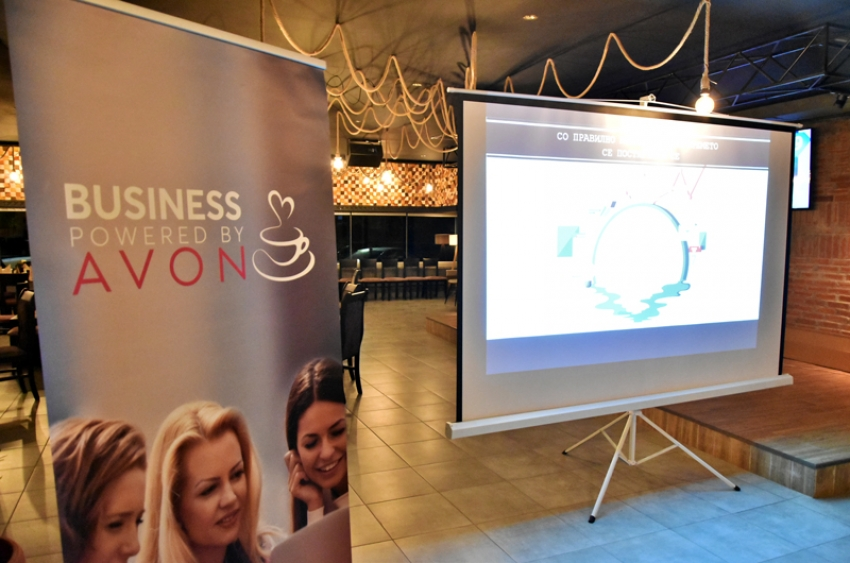 Business Coffee powered by AVON